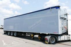 Schwarzmüller J SERIE /91m³ /8mm boden / ALU/ALU 7500 kg TOP semi-trailer used moving floor