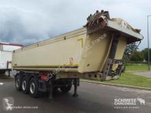 Félpótkocsi Schmitz Cargobull Benne aluminium 24m³ használt billenőkocsi