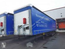 نصف مقطورة ستائر منزلقة (plsc) Schmitz Cargobull Rideaux Coulissant Standard