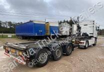 Náves na prepravu kontajnerov Schmitz Cargobull