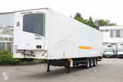 Полуремарке хладилно еднотемпературен режим Schmitz Cargobull TK SLX 400/FRC/DS/LBW/SAF/2,7h/Alu-Bo