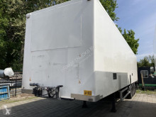 Furgon félpótkocsi SYSTEM TRAILERS TE HUUR /RENTAL