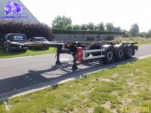 Semi remorque porte containers tankcontainer Container Transport