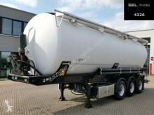 Semi reboque Spitzer SK 2745 CAL / Kippsilo / 43m3 / Alu-Felgen cisterna pulverulente usado