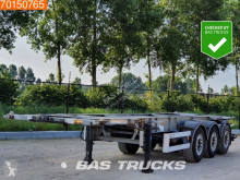 Trailer containersysteem Van Hool VHLO-2014 ADR 20 + 30ft