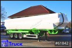 Feldbinder tanker semi-trailer EUT 62.3 Silo 62m³ Futter 4 Kammern