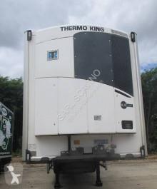 Lamberet mono temperature refrigerated semi-trailer hayon retract