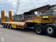 Semirimorchio Lider LD07 Low Bed 4 Axle Full Spring 86 Ton Loading Good Condition trasporto macchinari usato
