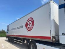 Merker double deck box semi-trailer CT 730 ZZ fourgon isotherme avec porte fit automatique 3 pieces disponible
