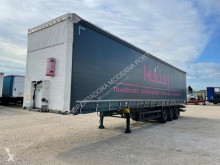 Schmitz Cargobull függönyponyvaroló félpótkocsi Semi Reboque