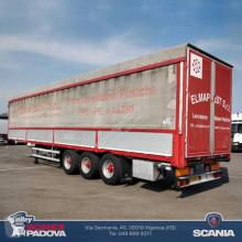 Acerbi 38S136 semi-trailer used tarp