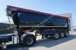 Schmitz Cargobull SKI 24 SL 8.2 35m³ elektr. Verdeck Auflieger gebrauchter Kipper/Mulde