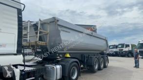 Meiller MHPS 44.3 P 25m³/Stahl/Lift/BPW/ semi-trailer used tipper