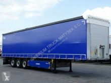 Semirremolque Schmitz Cargobull CURTAINSIDER / LIFTED AXLE /PALLET BOX /PERFECT lona corredera (tautliner) usado