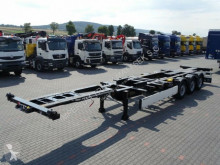 Krone chassis semi-trailer FOR CONTAINERS/ALL TYPES/UNIWERSAL/EXTENDIBLE