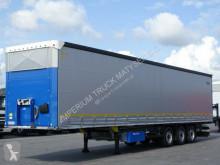 Semi remorque savoyarde Schmitz Cargobull CURTAINSIDER / LIFTED AXLE / 2016 YEAR /PERFECT