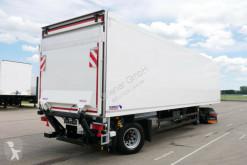 Semitrailer Schmitz Cargobull CITY TK KOFFER SCHMITZ 1-achs TK SLXi300 LZG / kylskåp begagnad