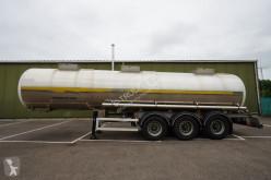 Magyar FOOD TANK TRAILER Auflieger gebrauchter Tankfahrzeug Lebensmittel