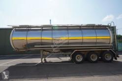 Semitrailer Burg FOOD TANK TRAILER tank livsmedel begagnad