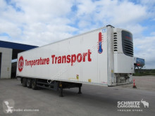 Félpótkocsi Schmitz Cargobull Tiefkühler Standard Doppelstock használt izoterm