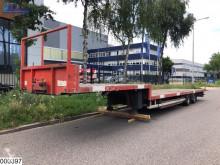 Semirremolque Trouillet Lowbed 32000 kg, B 2,46, Lowbed portamáquinas usado
