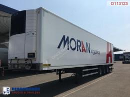 Naczepa Montracon Frigo trailer + Carrier Vector 1550 chłodnia z regulowaną temperaturą używana