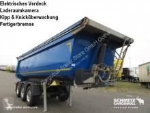 Semirimorchio Schmitz Cargobull Kipper Stahlrundmulde 25m³ ribaltabile usato