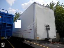 Полуприцеп Fruehauf 3 Essieux фургон фургон с покрытием polyfond б/у