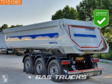 Trailer Schmitz Cargobull SGF*S3 NL-Trailer 24m3 Stahl-Kipper Liftachse Stützen tweedehands kipper