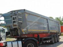 Schmitz Cargobull Schmitz Kipper Stahl mulde 47m³ semi-trailer used tipper