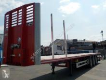 Náves súprava na odvoz dreva Van Hool ALU STECKRUNGEN-CONTAINERVERSCHLÜ