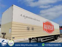 Semitrailer VO ST 12 18 transportbil begagnad