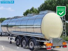 Návěs Feldbinder TSA 41.3-3 ADR Isoliert cisterna chemikálie použitý