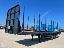 Trailer houtvrachtwagen SRT Semi Reboque