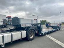 Semitrailer maskinbärare Nooteboom EURO 47 Extra surbaissé