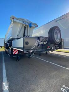 Semitrailer maskinbärare Lecitrailer Renforcé 3 essieux 1 auto-suiveur neuve DISPO
