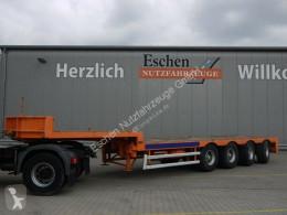 Semirimorchio Babelsberger 62/124*54 Tonnen*2xLenkachsn*SAF cassone usato