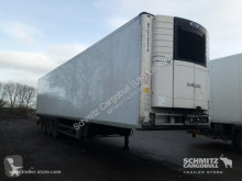 Semi remorque Schmitz Cargobull Reefer Multitemp Taillift isotherme occasion