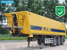Semitrailer Wielton NW-3 38m3 Alu-Kipper Liftachse NL-APK until 03-2022 flak begagnad