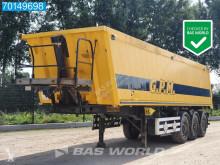 Semitrailer Wielton NW-3 38m3 Alu-Kipper Liftachse NL-Trailer flak begagnad