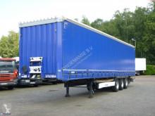 Krone tautliner semi-trailer Curtain side trailer 94 m3