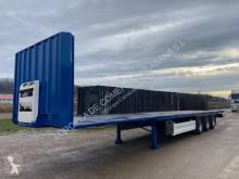 Krone semi-trailer used flatbed