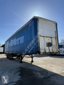 Metaco tautliner semi-trailer Non spécifié