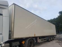 Полуприцеп Fruehauf TX34 фургон б/у