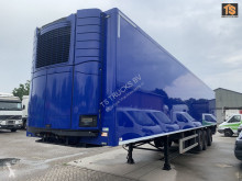 Draco TZA 342 LBW - LIFTING AXLE - STEERING AXLE - NL TRAILER - TOP!! gebrauchter Kühlkoffer Einheits-Temperaturzone