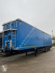 Félpótkocsi Schmitz Cargobull Non spécifié használt mozgópadló