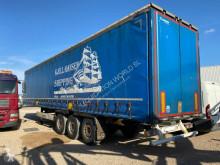 Semitrailer skjutbara ridåer (flexibla skjutbara sidoväggar) Krone SD 2.75m High Canvas Box Semi Trailer