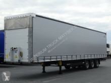 Semi remorque Schmitz Cargobull CURTAINSIDER / MEGA / VARIOS /LIFTED AXLE / savoyarde occasion