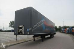 Krone box semi-trailer Closed Box / BPW + Disc