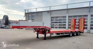 Semirimorchio Nooteboom OSDS-48-03 (EB) trasporto macchinari usato